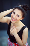 Beautiful happy smiling woman, lifestyle Royalty Free Stock Image