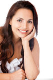 Beautiful happy woman Royalty Free Stock Images