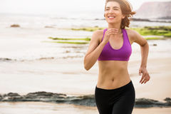 Keep my body healthy Royalty Free Stock Image