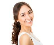 Beautiful happy woman Royalty Free Stock Photo