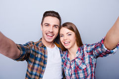 We are beautiful! Stock Images