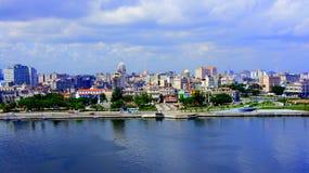 Beautiful Havana-panorama Royalty Free Stock Photos
