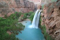 Beautiful Havasu Falls Stock Photos