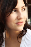 Beautiful headshot Royalty Free Stock Photography