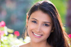 Beautiful headshot Royalty Free Stock Image