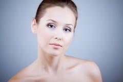 Beautiful health woman. Stock Photography