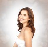 Beautiful Healthy Girl portrait Stock Image