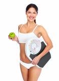 Beautiful healthy woman. Stock Photos