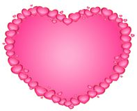 Beautiful heart Royalty Free Stock Images