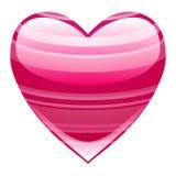 Beautiful heart stock photos