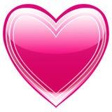 Beautiful heart royalty free stock image