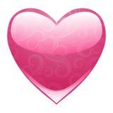 Beautiful heart royalty free stock photo