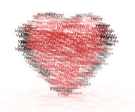 Beautiful Heart Royalty Free Stock Image