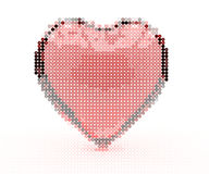 Beautiful Heart Stock Photos