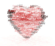 Beautiful Heart Royalty Free Stock Photo