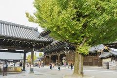 The beautiful Higashi Hongan-ji Stock Photos