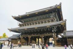 The beautiful Higashi Hongan-ji Stock Images