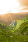 Beautiful high mountains view, tatry in poland Stock Photo
