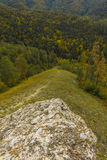 Beautiful hills Stock Photography