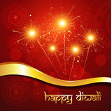 Beautiful hindu diwali festival  art Royalty Free Stock Photos