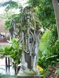 Beautiful hindu statue in Bali island. Stock Images