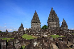 Beautiful Hindu Temple royalty free stock images
