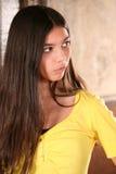 Beautiful hispanic girl Stock Photography