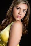Beautiful Hispanic Girl Royalty Free Stock Image