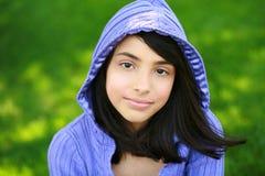 Beautiful hispanic girl Stock Photos