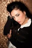 Beautiful Hispanic Woman Stock Photography