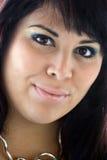 Beautiful Hispanic Woman Royalty Free Stock Image