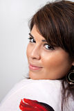 Beautiful Hispanic Woman Stock Photos