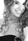 beautiful hispanic woman στοκ εικόνα