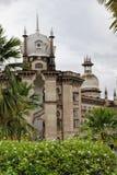 Beautiful historic buildings of Kuala Lumpur Royalty Free Stock Photography