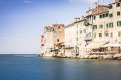 Beautiful historic Rovinj, Croatia Stock Photography