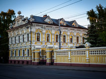 Beautiful historical building Royalty Free Stock Images