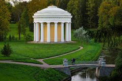 Beautiful history of classics of Russia. St. Petersburg royalty free stock photos