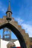Beautiful Hogsmeade Village. OSAKA, JAPAN - May 25 2017: Beautiful Hogsmeade Village at Wizarding World of Harry Potter, Universal Studios Japan USJ Royalty Free Stock Photography
