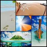 Beautiful holiday pictures Royalty Free Stock Photography