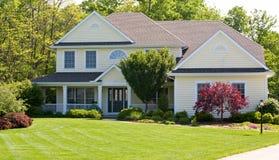 Beautiful Home Stock Photos