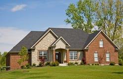 Beautiful Home Stock Image