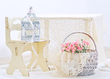 Beautiful home decoration Stock Images