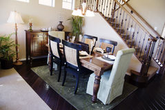 Beautiful Home Interior Stock Photography