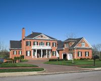 Beautiful homes series 1a Stock Photo