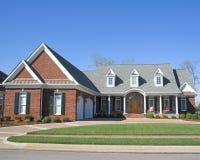 Beautiful homes series 1e Royalty Free Stock Image