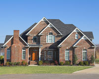 Beautiful homes series a1 royalty free stock photo