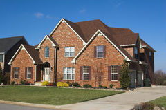 Beautiful homes series a2 Royalty Free Stock Images