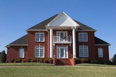 Beautiful homes series a4 Stock Photo
