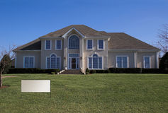 Beautiful homes series b4 Royalty Free Stock Images