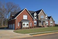 Beautiful homes series b8 Stock Images